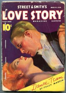 Love Story Pulp- complete serialization of  FLAMING BEAUTY & BURNING SANDS