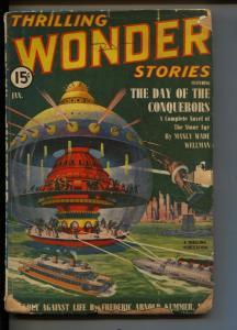Thrilling Wonder Stories-Pulp-1/1940-Robert Moore Williams