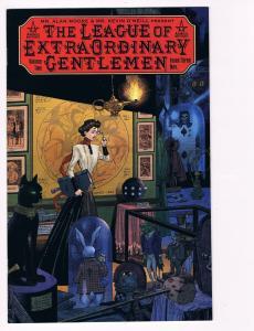 League Of Extraordinary Gentleman # 3 America's Comic Books Hi-Res Scans WOW! S5