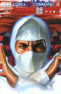 G.I. Joe: Snake Eyes (Vol. 2) #10A VF/NM; IDW | save on shipping - details insid