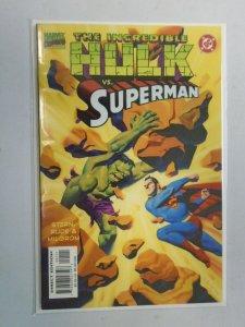 Incredible Hulk vs. Superman #1 8.0 VF (1999)