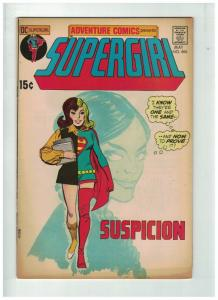ADVENTURE 406 VG May 1971  Supergirl