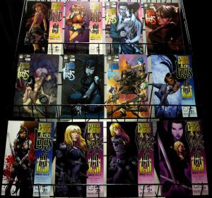 Executive Assistant - Lot of 12 comic books Aspen MLT 2011-2013 Orchid Lotus etc