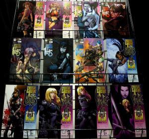 Executive Assistant - Lot of 12 comic books Aspen MLT 2011-2013 Orchid Lotus etc