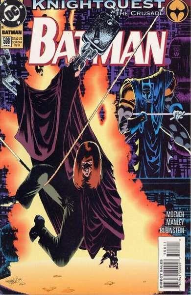 Batman (1940 series) #508, NM + (Stock photo)