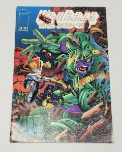 WildCats Covert Action Teams Image Comic Book  #14