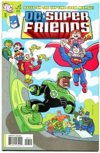 DC SUPER FRIENDS #7, NM-,  Batman, Superman, Wonder Woman, 2008, more in store