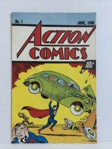 Action Comics #1 Reprint