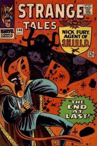 Strange Tales (1951 series) #146, VG- (Stock photo)