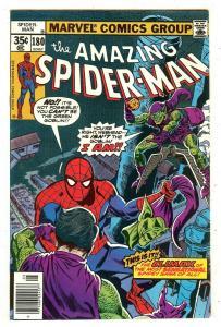 Amazing Spiderman 180   Green Goblin