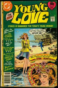 Young Love #125 1977- DC Romance- Bronze Age G