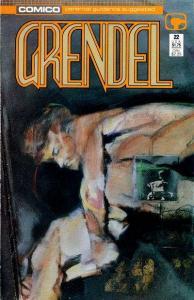 Grendel (1986 series) #22, NM- (Stock photo)