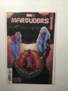 Marauders 11 Near Mint Nm Marvel