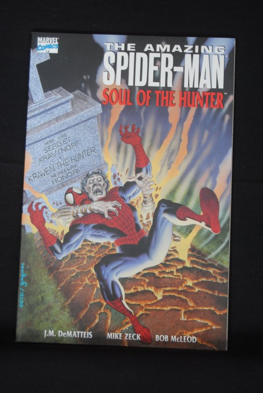 The Amazing Spider-Man, Soul of the Hunter. TPB