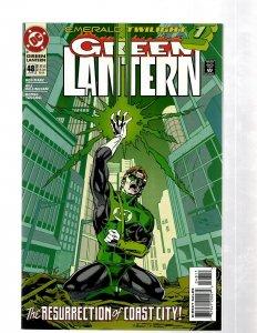 Green Lantern # 48 NM 1st Print Emerald Twilight # 1 DC Comic Book Batman J460
