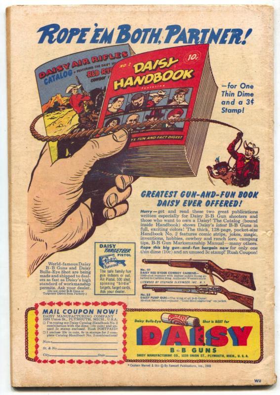 Wilbur Comics #24 1949- Archie Comics- KATY KEENE vg