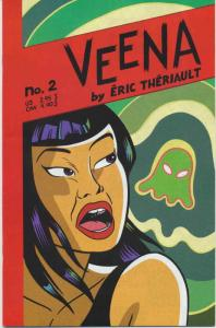 Veena (Vol. 2) #2 VF/NM; Eric Theriault | save on shipping - details inside