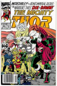 Mighty Thor #454 (Marvel, 1992) FN