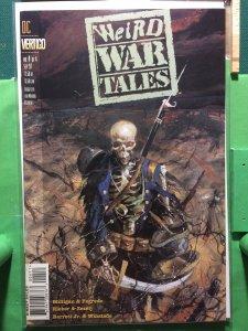 Weird War Tales #4 of 4