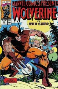 Marvel Comics Presents #52 (Newsstand) VG; Marvel | low grade comic - save on sh