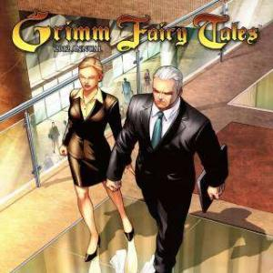 Grimm Fairy Tales Annual #2012, NM + (Stock photo)