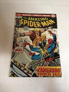 Amazing Spider-Man 126 Vf- Very Fine- 7.5 Kangaroo Appearance