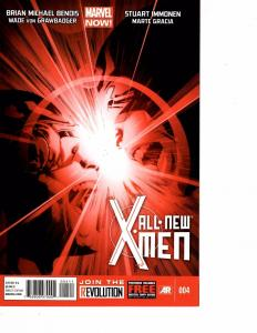 Lot Of 2 Marvel Comics All New X-Men #4 and #5 IronMan  JB4