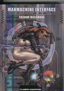 Manmachine interface Ghost in the Shell II