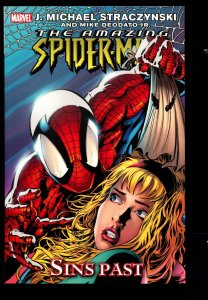 Amazing Spider-Man: Sins Past-J. Michael Straczynski-TPB-trade