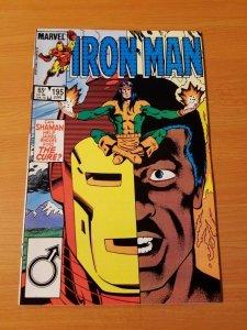 Iron Man #195 ~ NEAR MINT NM ~ 1985 MARVEL COMICS