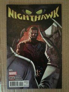Nighthawk #5 (2016)