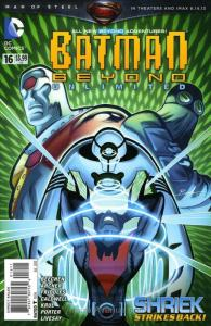 Batman Beyond Unlimited #16 VF/NM; DC | save on shipping - details inside