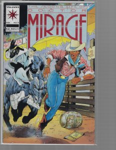 Doctor Mirage #4 (Image, 1994)
