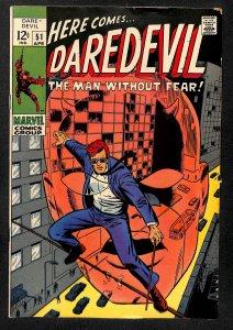 Daredevil #51 (1969)