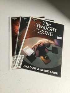 The Twilight Zone Shadow And Substance 2 3 4 Nm Nwar Mint Dynamite