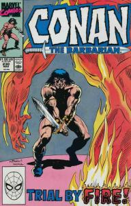 Conan the Barbarian #230 FN; Marvel | save on shipping - details inside