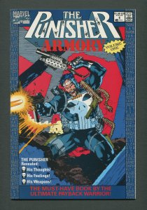 Punisher Armory #1 /  9.8 NM-MT /  Newsstand / July 1990