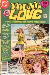 YOUNG LOVE 125 VF TOTH   May 1977 COMICS BOOK