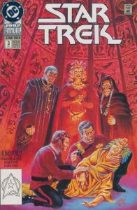 Star Trek (4th Series) Annual #3 VF/NM; DC | save on shipping - details inside