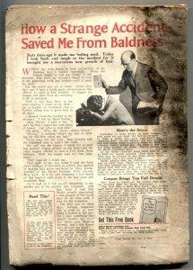 The Love Story Pulp December 19 1925- Modest Stein G