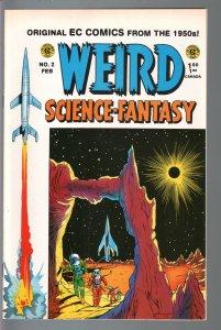 Weird Science-Fantasy-#2-1993-Russ Cochran-Reprint-EC