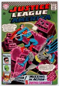 DC Justice League of America #52 HIGH GRADE  Batman, Green Lantern, Manhunter