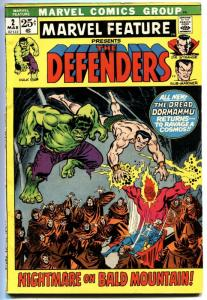 MARVEL FEATURE #2--DEFENDERS-Doctor Strange Dormammu