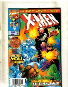 Lot of 12 X-Men Marvel Comics #66 68 69 98 102 103 104 105 108 114 116 117 HY7