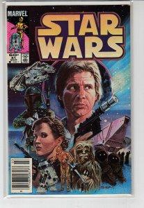 STAR WARS (1977 MARVEL) #81 VF+ A35135