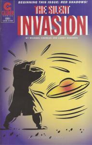 Silent Invasion (Vol. 2) #4 FN; Caliber | save on shipping - details inside