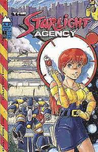 Starlight Agency, The #1 VF/NM; Antarctic | save on shipping - details inside