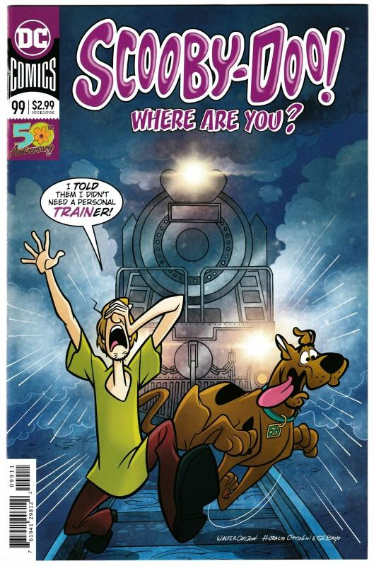 Scooby Doo Where Are You #99 (DC, 2019) NM