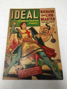 Ideal Comics 4 3.5 Vg- Very Good -