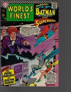 World's Finest #160 (DC, 1965)  VF